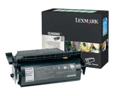 Картридж Lexmark 12A6865 (Return Program)
