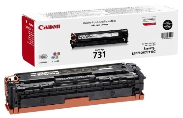 Картридж Canon 731Bk купить | Cartrige.ru