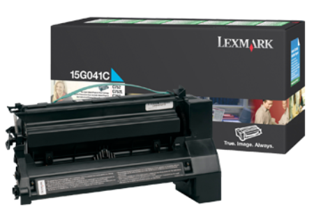 Картридж Lexmark 15G041C (Return Program)