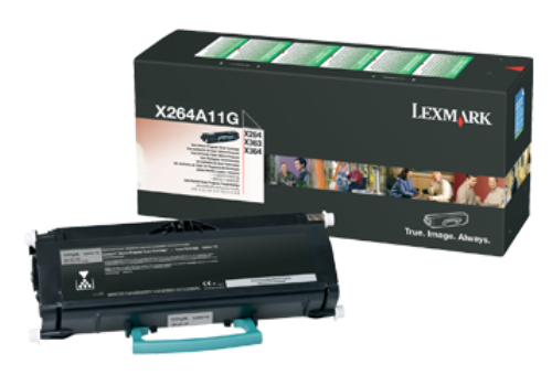 Картридж Lexmark X264A11G (Return Program)