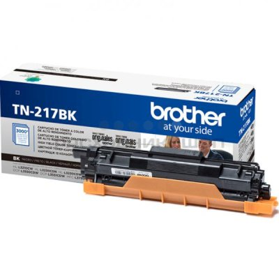 Картридж Brother TN-217Bk