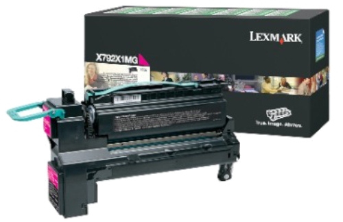 Картридж Lexmark X792X1MG (Return Program)