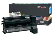 Картридж Lexmark C7720YX (Return Program)