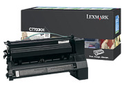 Картридж Lexmark C7700KH (Return Program)