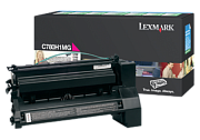 Картридж Lexmark C780H1MG (Return Program)