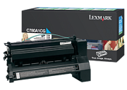 Картридж Lexmark C780A1CG (Return Program)