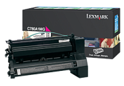 Картридж Lexmark C780A1MG (Return Program)