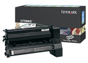 Картридж Lexmark C7700KS (Return Program)