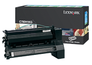 Картридж Lexmark C780H1KG (Return Program)