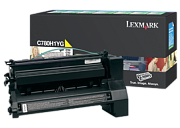 Картридж Lexmark C780H1YG (Return Program)