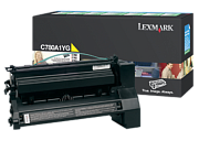 Картридж Lexmark C780A1YG (Return Program)