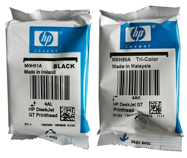 Комплект печатающих головок HP M0H50A / HP M0H51A купить | Cartrige.ru