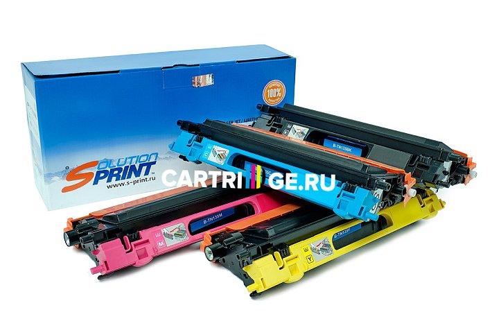 Комплект картриджей Sprint SP-B-TN-135 Bk/B-TN-135C/B-TN-135M/B-TN-135Y для Brother совместимый купить | Cartrige.ru